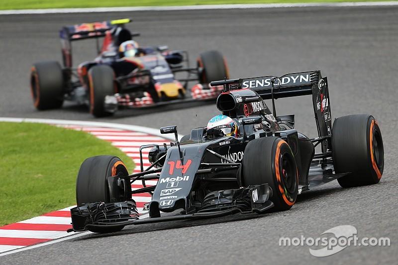 Alonso se concentra en el 2017