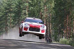 WRC Noticias de última hora Quentin Gilbert debutará en Gales con Citroen