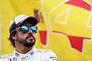 Alonso sigue siendo el mismo 10 años después