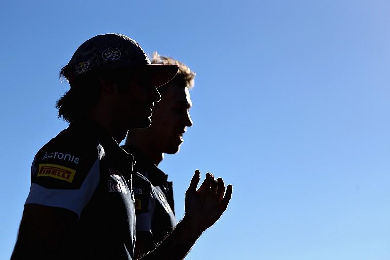 Toro Rosso apuesta por la experiencia con Kvyat