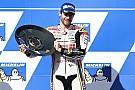 Crutchlow wint GP Australië, Marquez crasht in leidende positie
