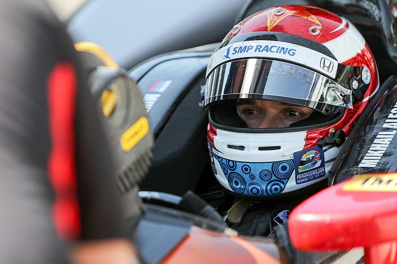 Алешин ведет переговоры с несколькими командами IndyCar
