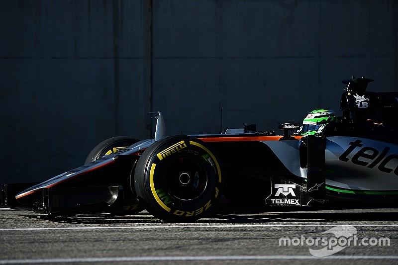 "Hülkenberg na startcrash: ""Vettel stuurde enorm agressief in"""