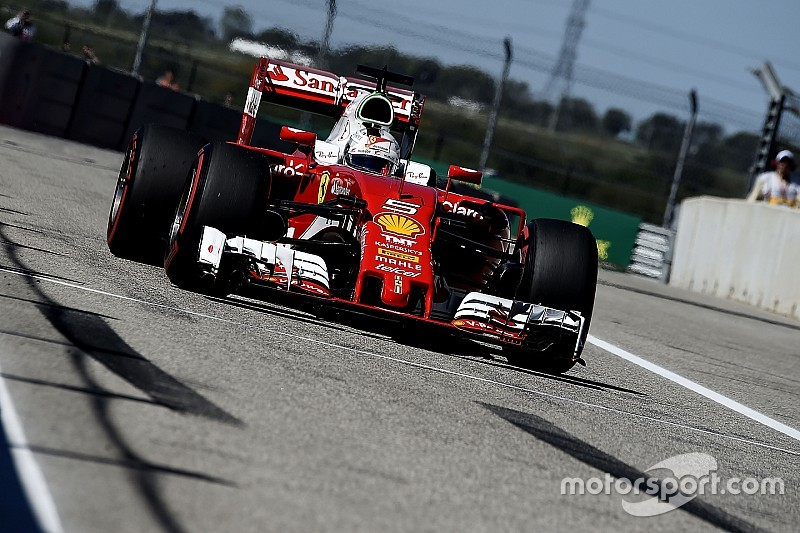 Vettel dice que el VSC le costó aspirar al podio