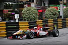 Antonio Felix Da Costa startet beim Formel-3-Grand-Prix in Macau