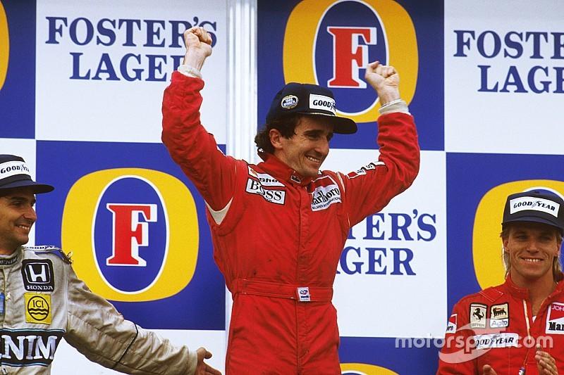 Це було 30 років тому: другий титул Алана Проста в Аделаїді