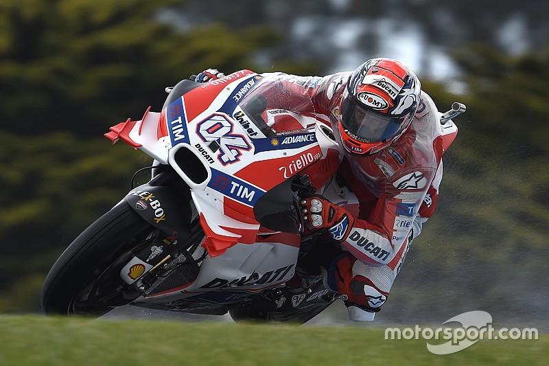 """Ciabatti: """"Queremos que la Ducati de 2017 no solo sea apta para forzudos"""""""