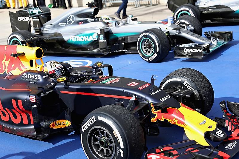 Mercedes: важко оцінити загрозу з боку Red Bull у Мексиці