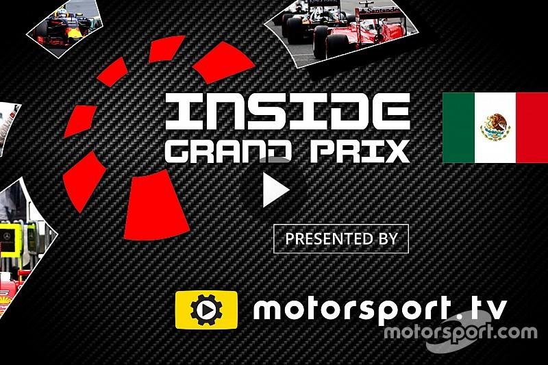 Журнал Inside Grand Prix: Мехико