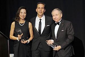 Automotive Noticias de última hora Jean Todt y su esposa reciben el premio máximo de las Naciones Unidas de Nueva York
