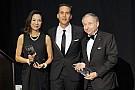 Jean Todt y su esposa reciben el premio máximo de las Naciones Unidas de Nueva York