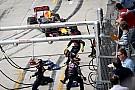 """Verstappen over mislukte pitstop: """"Dacht te veel voor mezelf na"""""""