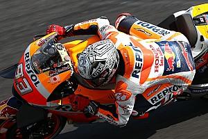 MotoGP News Marc Marquez: Kräfte für Sonntag sparen
