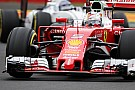 Sebastian Vettel nach Bestzeit: