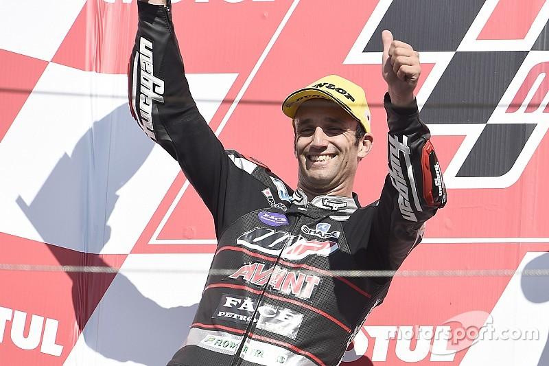 Zarco, primer bicampeón de la historia en Moto2