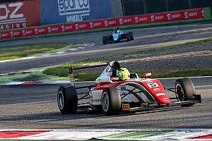 Formula 4 Actualités Le titre échappe à Mick Schumacher en F4 Italie