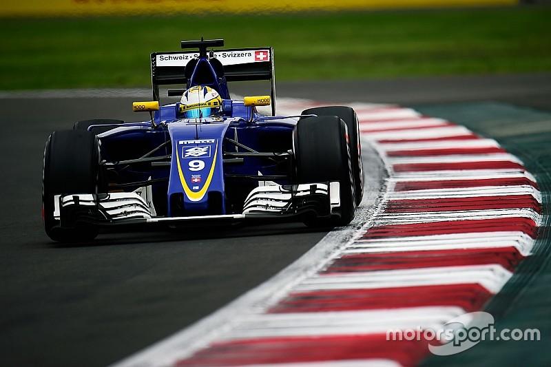 """Ericsson: """"Opwaartse lijn Sauber verdient een punt"""""""