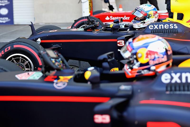 """Horner: """"Verstappen en Ricciardo stuwen Red Bull naar hoger niveau"""""""