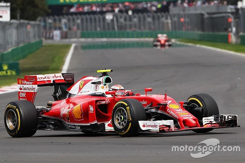 Ferrari досі не можуть пристосуватися до високої температури