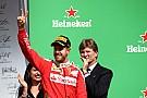 La FIA perdona a Vettel