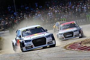 Ралі-Крос Важливі новини Підтримка від Audi критична для майбутнього EKS