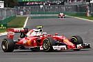 El calor es el gran problema de Ferrari