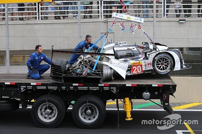 El miedo a los accidentes, una de las causas de la retirada de Webber