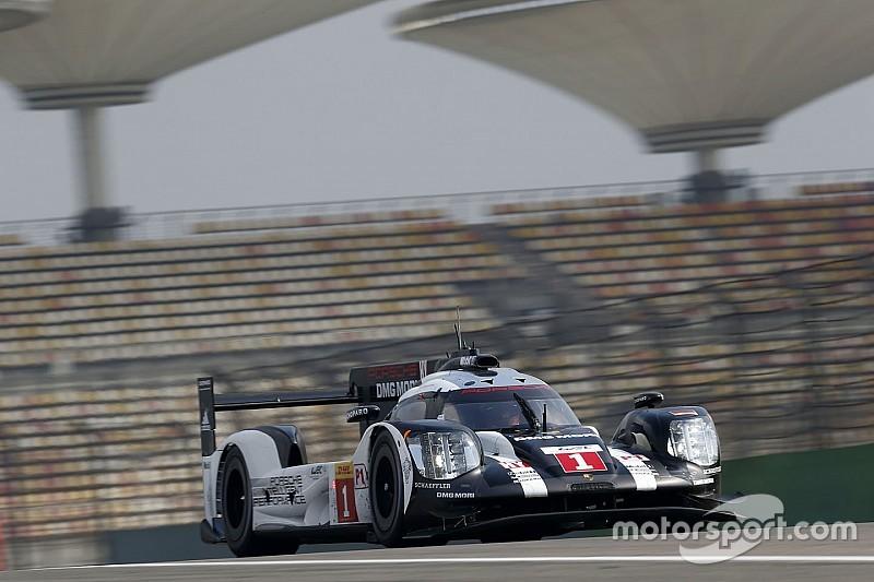 WEC Shanghai: Hartley houdt Porsche bovenaan in tweede training