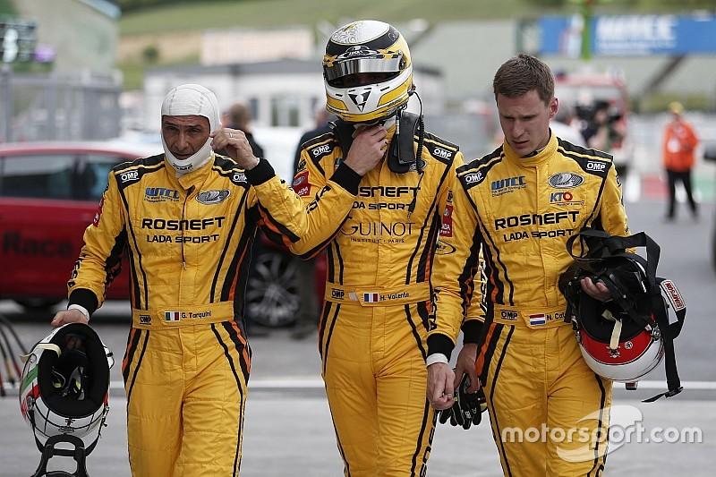Гонщиков Lada удивили слухи об уходе команды из WTCC