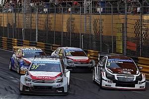 WTCC Breaking news WTCC could return to Macau in 2017