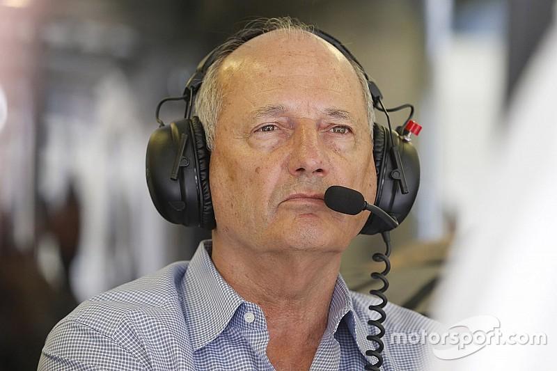 """La salida de Ron Dennis sería """"una gran pérdida"""" para la F1, dice Horner"""