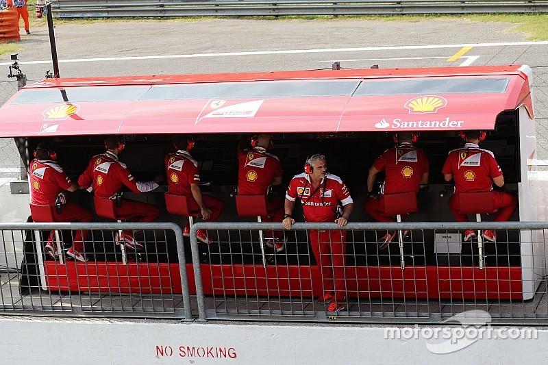 Экклстоун назвал главную проблему Ferrari