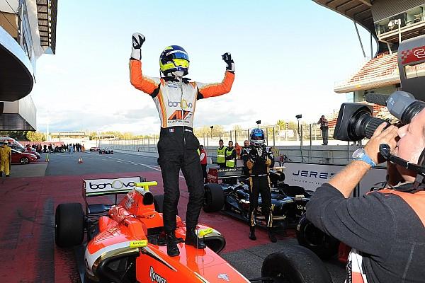 Галерея: шлях Тома Діллманна до титулу в Формулі V8 3,5