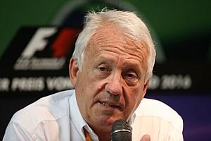 F1 Noticias de última hora Whiting hablará públicamente sobre los hechos en GP de México