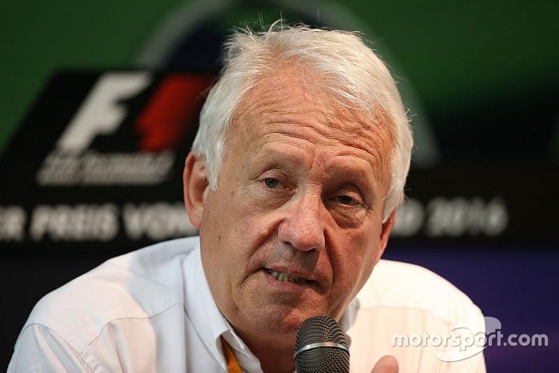 Whiting hablará públicamente sobre los hechos en GP de México