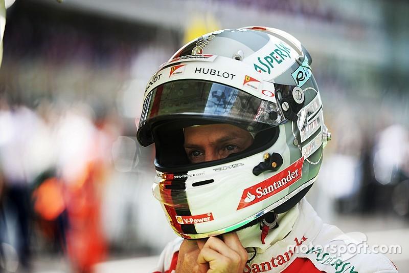 Vettel protagoniza el video oficial de LaFerrari Aperta en el Circuit de Barcelona