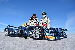 Formule E Contenu spécial Pourquoi la Formule E est une course contre le temps