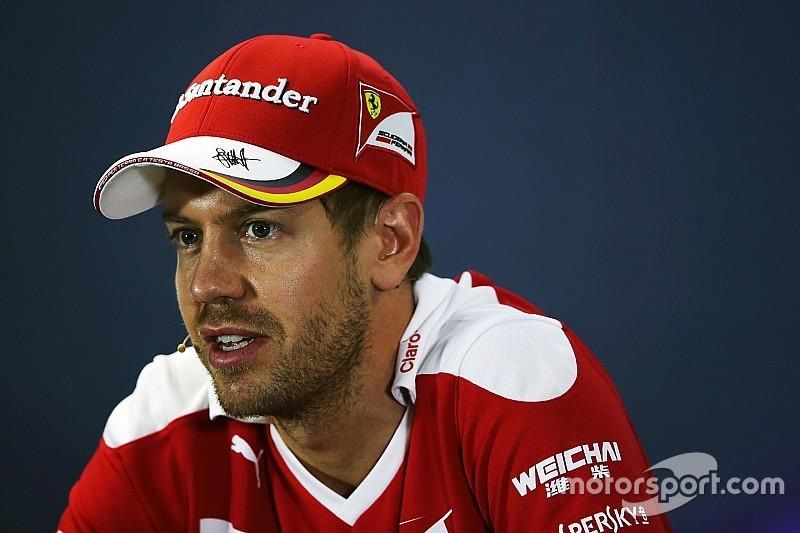 Ferrari попросила FIA пересмотреть наказание Феттеля