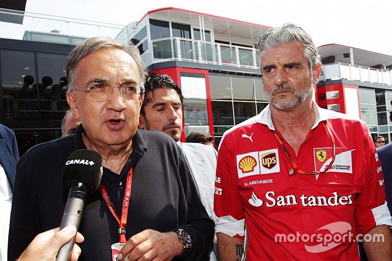 Маркіонне більше не хоче вкладатись у Ferrari