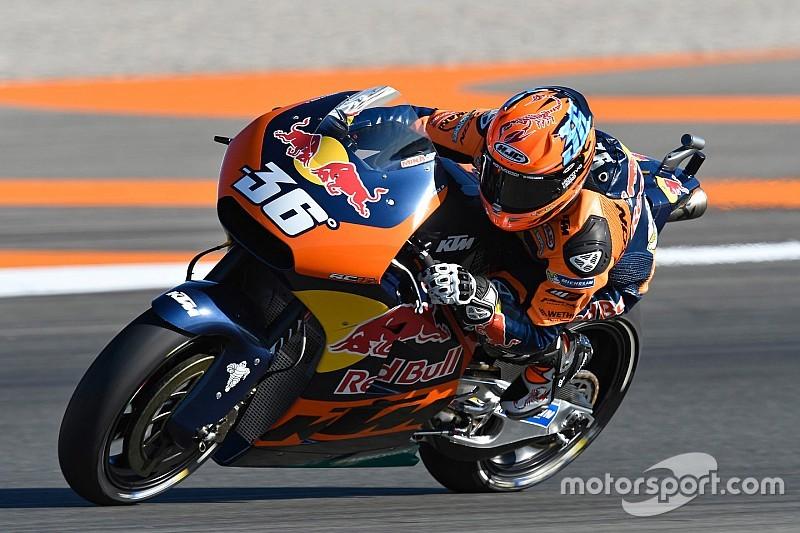 Каллио шокировало отставание KTM от лидеров