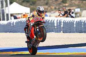 MotoGP Antrenman raporu MotoGP Valencia: 3. seansın lideri Marquez
