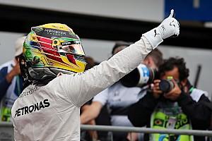 F1 Reporte de calificación Vibrante pole de Hamilton en Brasil