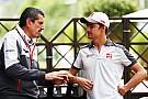 Haas en Gutierrez gaan om de tafel om lucht te klaren