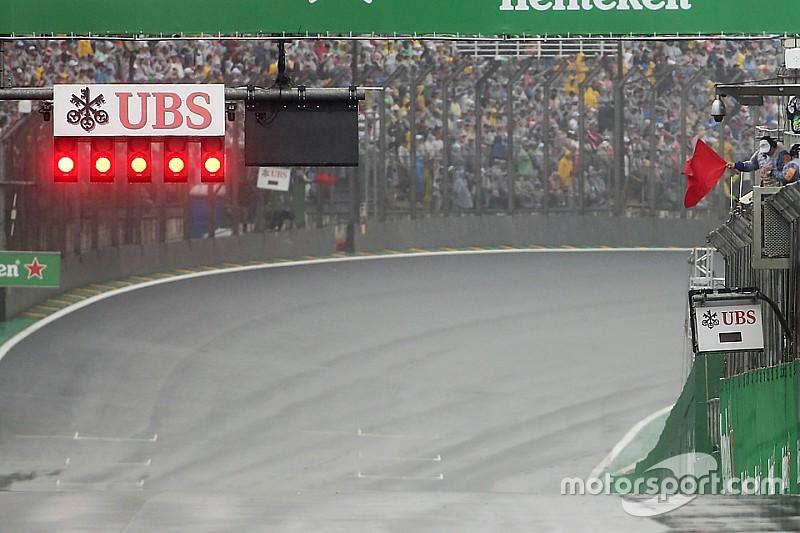 2 Rotphasen: Formel-1-Fahrer reagieren mit Unverständnis