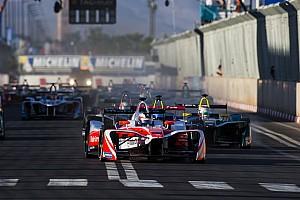 Formule E Réactions Rosenqvist pense avoir eu un souci en fin de course