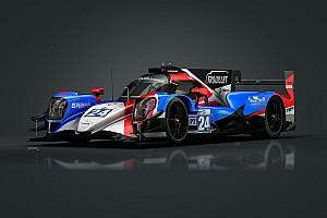 ELMS Actualités Objectif LMP2 et 24 Heures du Mans pour le Graff Racing en 2017