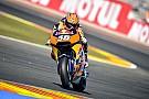 La KTM n'aura pas été au bout de son Grand Prix