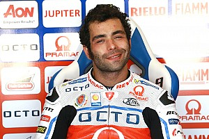 MotoGP Interview Petrucci rêve de