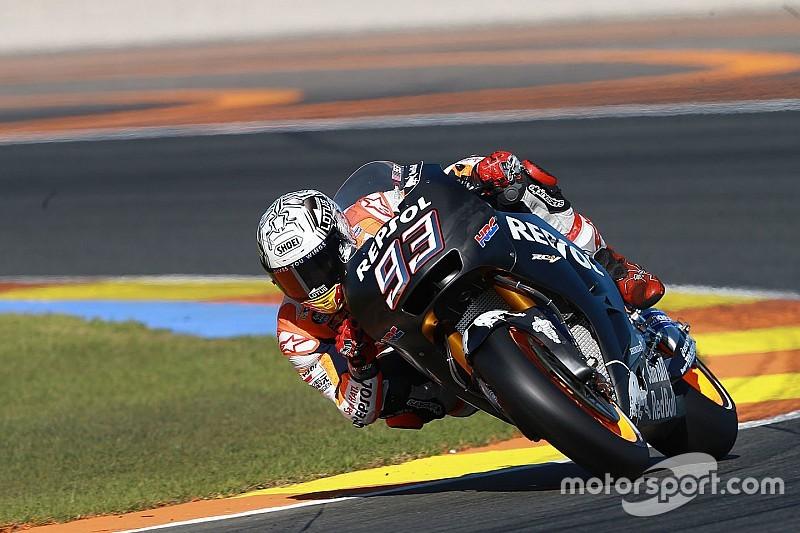 Após teste, Márquez diz que ponto fraco da Honda segue o mesmo