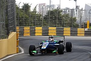 F3 Reporte de calificación Macao: Da Costa primero en una sesión accidentada. Juncadella, quinto